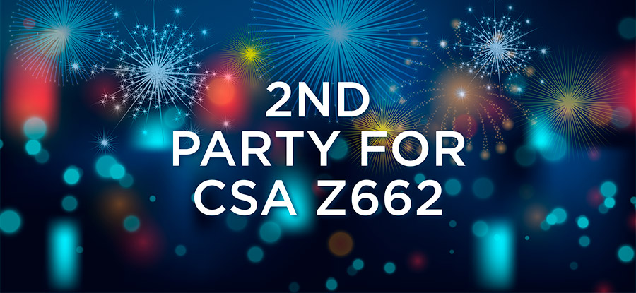 2nd Party Requirements for CSA Z662