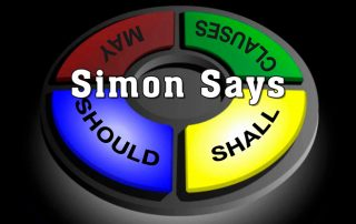 Simon Says Shall
