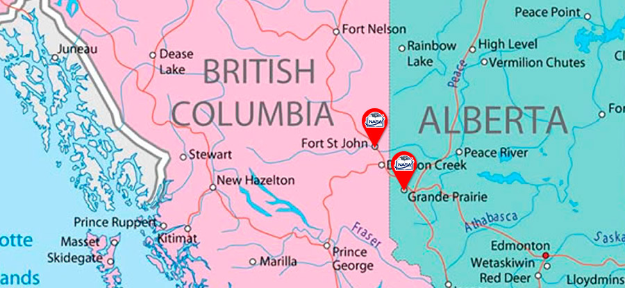 Pipeline Training in Alberta and British Columbia