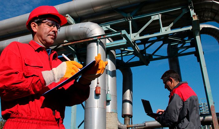 Pipeline construction inspectors are first step for Companies to implement competence management systems.