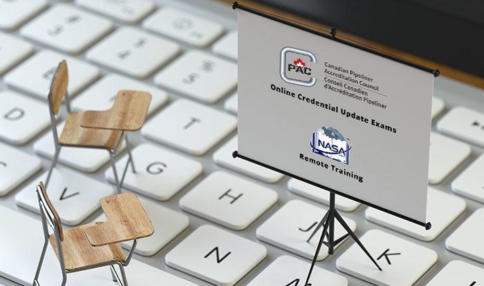 Pipeline Credential Online Exams